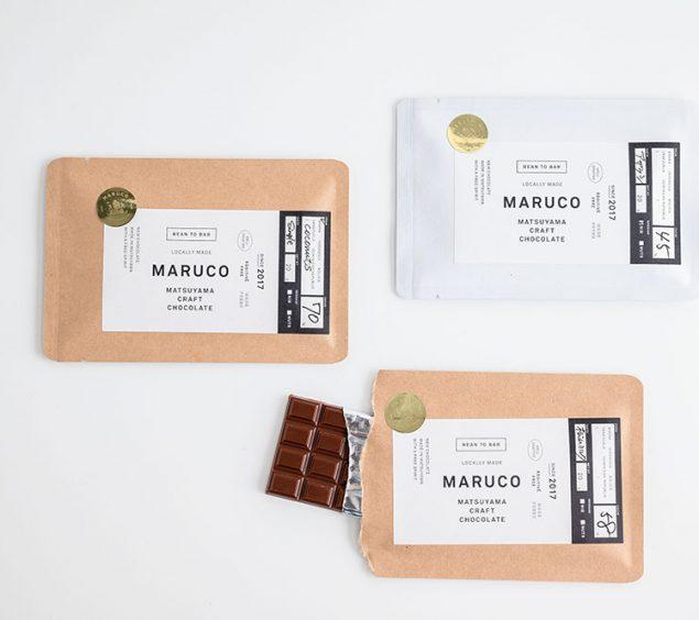 MARUCO CRAFT CHOCOLATEチョコレート